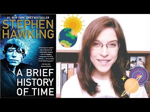 A BRIEF HISTORY OF TIME BY STEPHEN HAWKING, BOOK REVIEW