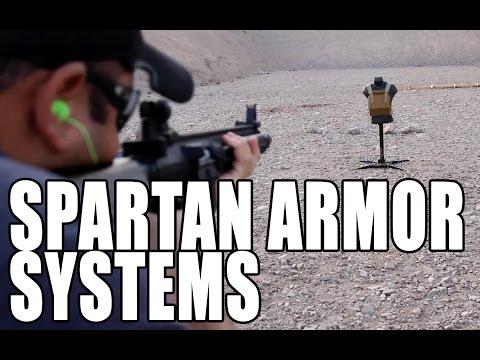 Spartan Armor Systems | Speed Kills