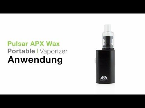 Pulsar APX Wax Gebrauchsanweisung – TVape
