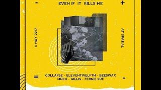 [LIVE] 2017.05.06 Fernie Sue - Pine (Basement cover) feat. Yogha Prasiddhamukti