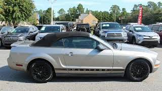 2009 Ford Mustang 2dr Conv Premium in Anderson, SC 29621
