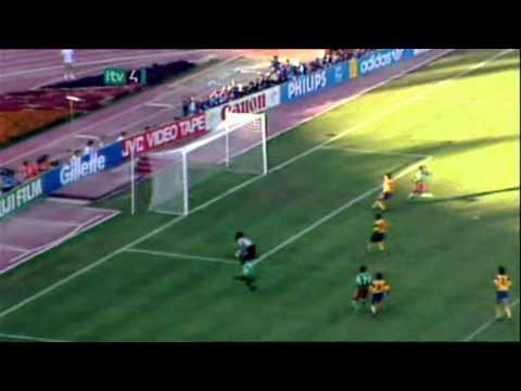 Greatest Goals - Roger Milla ( Cameroon - Columbia 1990 )