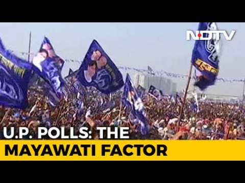 UP Elections 2017: Only BSP can defeat SP and BJP, Mayawati Tells voters
