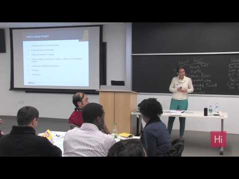 Harvard i-lab | Bypass the Crevasse: Developing Your Team fo