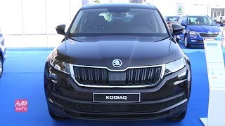 2019 Skoda Kodiaq Business 2.0TDi - Exterior And Interior Walkaround - 2018 Auto City Plovdiv