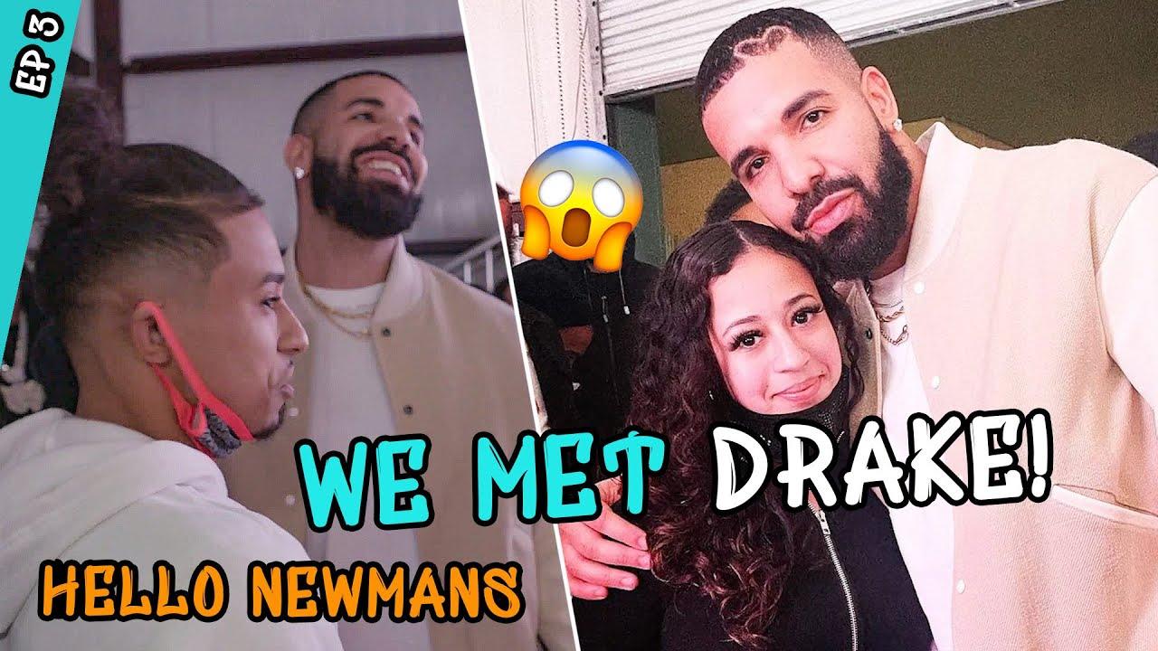 Download DRAKE Meets Up With Jaden & Julian Newman! Julian Makes BIG BET With Dad 👀