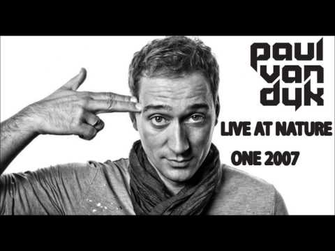 Paul Van Dyk Live At Nature One 2007