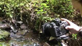 On Location: Long Exposure photography with a 10 stop ND filter