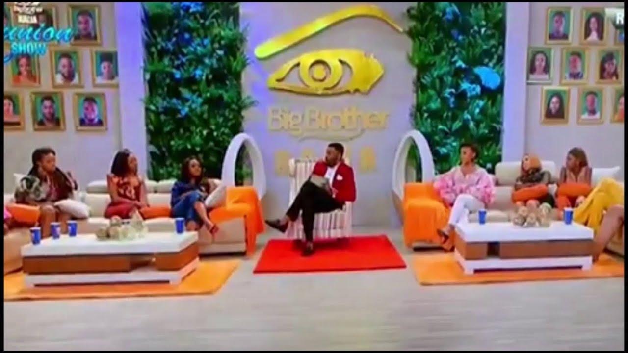 Download Big Brother Reunion : CeeC Says Alex had sex with Tobi