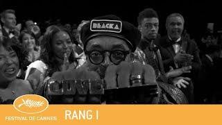 BLACKKKLANSMAN - Cannes 2018 - Rang I - VO