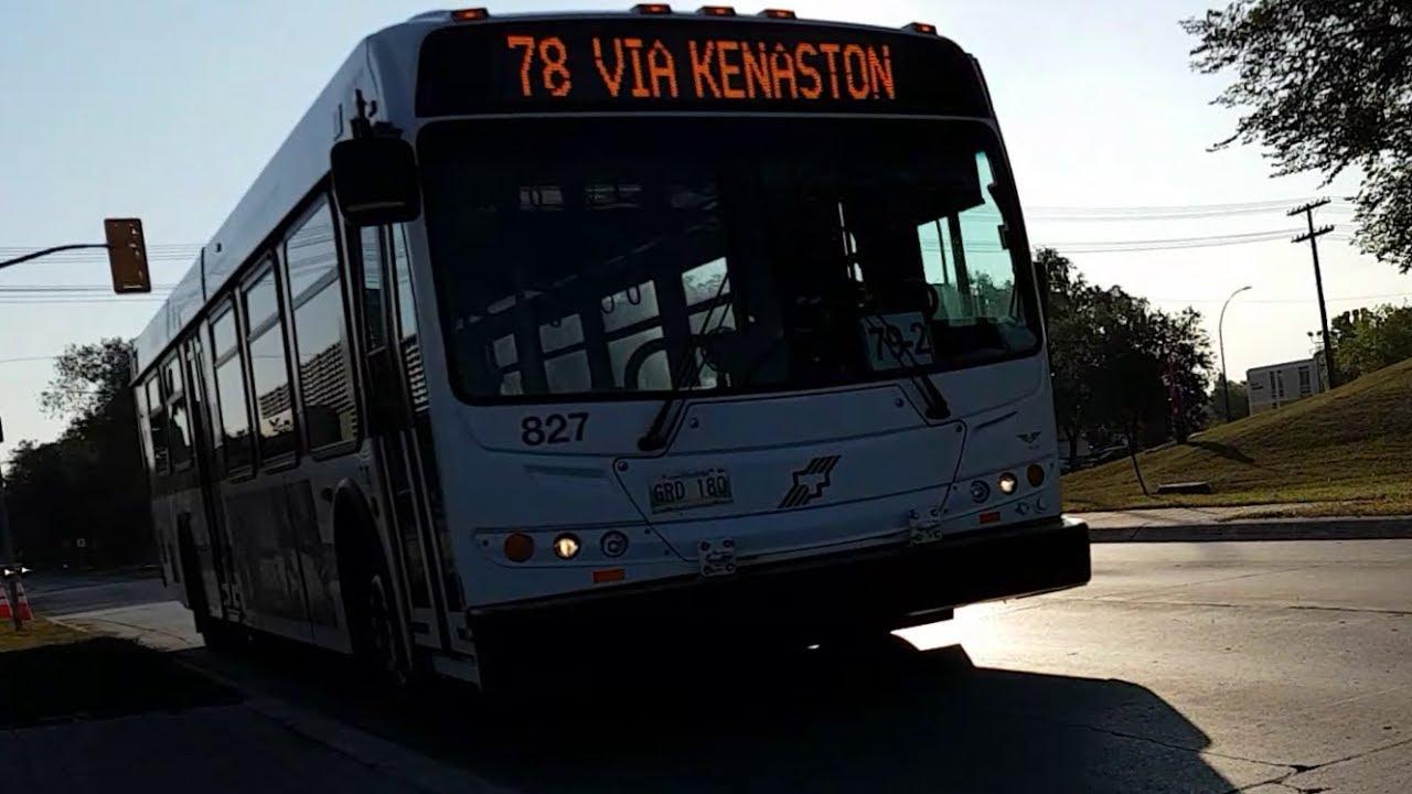 Route 78 winnipeg