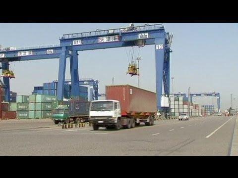China's trade surplus narrows