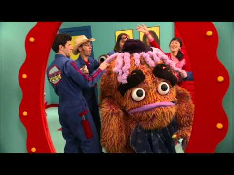 Imagination Movers | Friendly Guy | Official Music Video | Disney Junior
