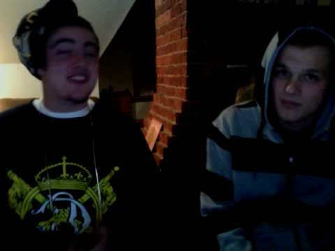 Mac Miller and Bill The Kid Freestyle Session