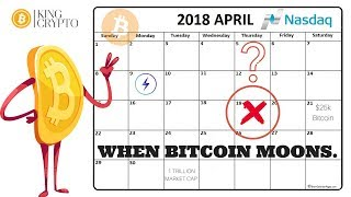 Bitcoin Will Moon 3 Times In 2018. This Is When.