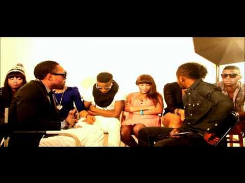 AFRICA DANCE - INTERVIEW DANS L' EMISSION TEMPERATURE DES STARS.mpg