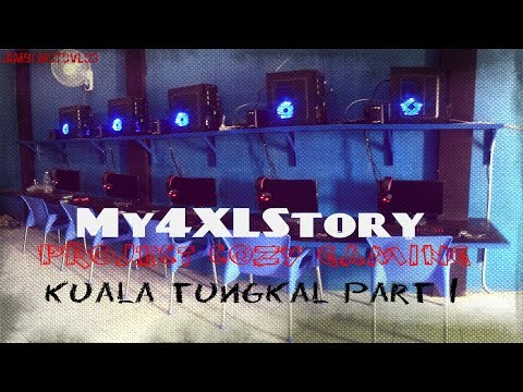 Jambi motovlog | vlog #2 - Project Cozy Gaming Kuala Tungkal Part 1 My4XLStory