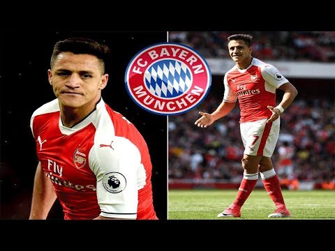 SANCHEZ TO BAYERN MUNICH? | IBRAHIMOVIC TO LEAVE MAN UNITED? | PREMIER LEAGUE TRANSFER NEWS