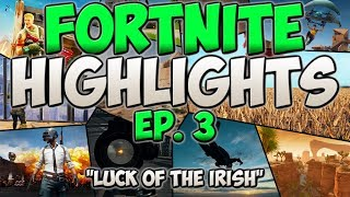 Fortnite Highlights Ep. 3
