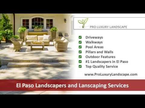 El Paso Luxury Landscapers and Landscaping Services :: Pro Luxury Landscape