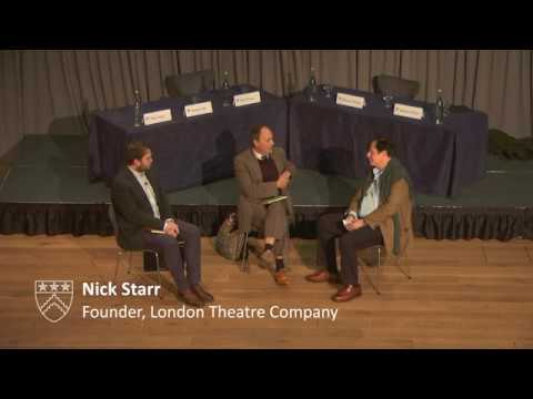 The Keble Debates: Interview with Nick Starr