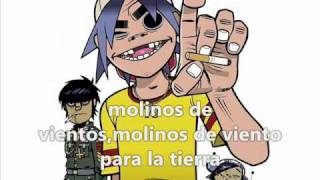 Gorillaz -feel good inc subtitulada al español