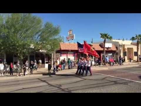 Veteran's Day Parade Uptown Lake Havasu City