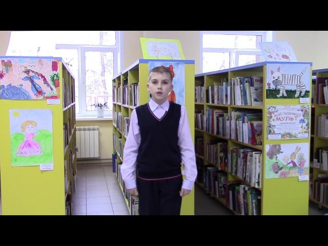 Изображение предпросмотра прочтения – ДенисКолесниченко читает отрывок изпроизведения «Бородино» М.Ю.Лермонтова