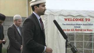 Huzoor's Tour of Ireland (Part 1)