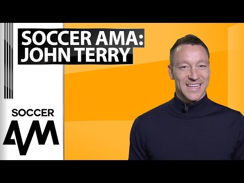 "Soccer AMA with John Terry - ""I'd love to play with Lamps again"""