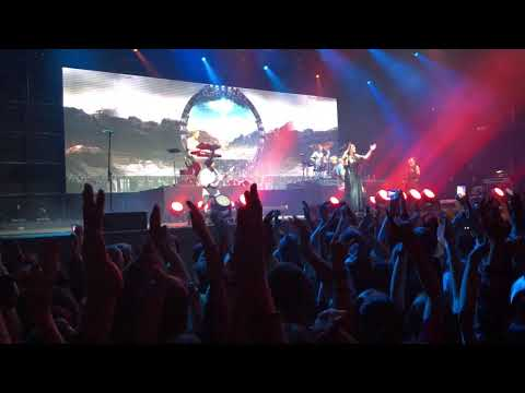Within Temptation - Paradise (Ft. Tarja) (Live at Moscow, Adrenaline Stadium, 18.10.2018)