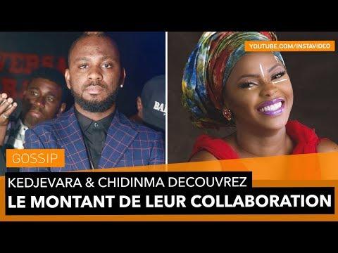 Kedjevara & Chidinma : Découvrez le Montant de la Chanteuse