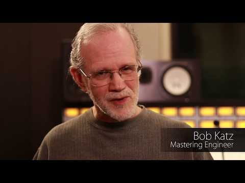 Grammy Award-winning Mastering Engineer Bob Katz Works with MMP Students