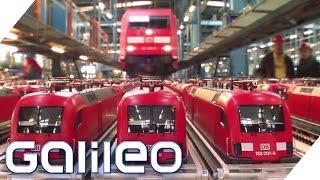 Weltrekord Lokomotive | Galileo | ProSieben