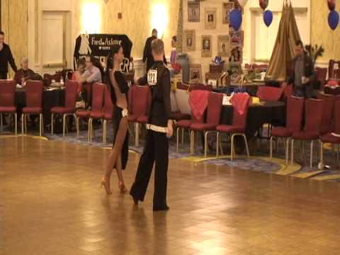 The 44th New England Dancesport Championship March 5-7 2015 Quincy MA