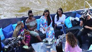 Basketball Wives in Amsterdam
