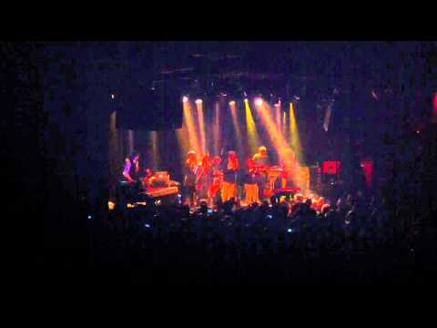 """Gayngs - """"The Gaudy Side Of Town"""" (live at The Independent SF 6/1/11)"""