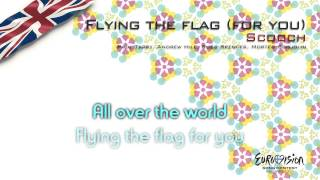 "Scooch - ""Flying The Flag"" (United Kingdom) - [Instrumental version]"