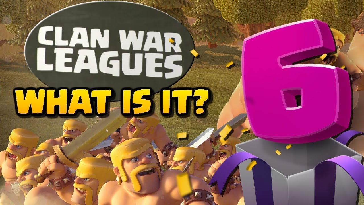 CLAN WAR LEAGUES - What is it?? | TH12 Let's Play #6 | Clash of Clans
