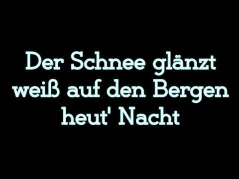 Die Eiskönigin - Lass Los Lyrics