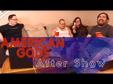 American Gods After Show | Episode 7 A Prayer for Mad Sweeney