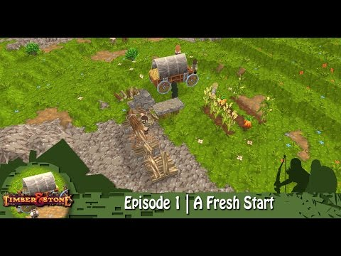 Timber & Stone | Season 2 | Episode 1 | A Fresh Start