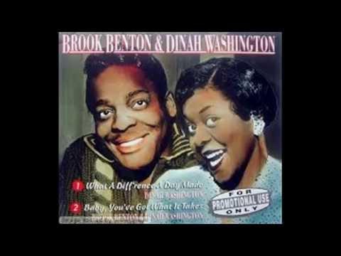 Brook Benton & Dinah Washington - Baby (DJSpector gr edit)