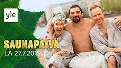 Suomessa on 3 miljoonaa saunaa, eli kaikki suomalaiset voisivat saunoa yhtä aikaa! Kokeillaanko?