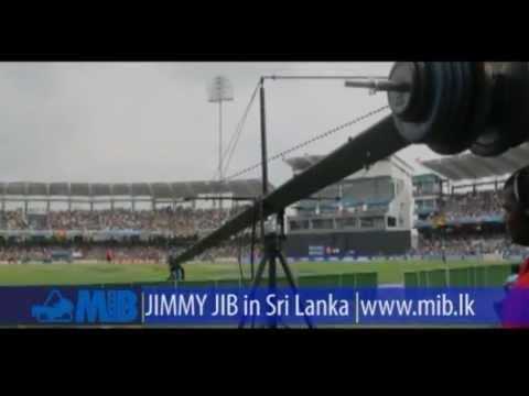 Jimmy Jib in Sri Lanka  ICC Worldcup 2011
