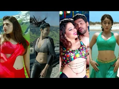 South Indian Actress Hot Navel Compilation