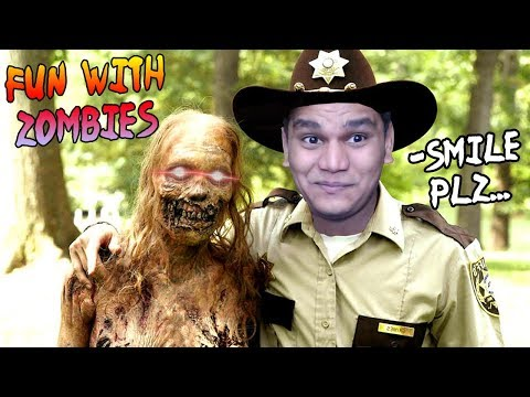 Meeting Scary/Funny Zombies in Evil Within Part 2