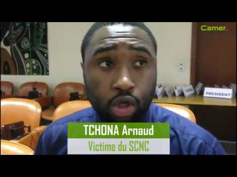 Arnaud TCHONA,  la victime du SCNC parle de son agression