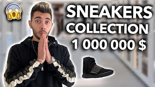 COLLECTION SNEAKERS DE FOLIE À 15 ANS | SOStyle