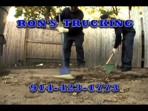 Ron's Trucking Corp. Rubbish Commercial